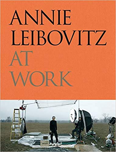 Annie Leibovitz At Work (source Amazon.com) - I do not hold the rights to this image